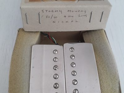 Pickups Guitarra Bare Knuckle - stormy monday